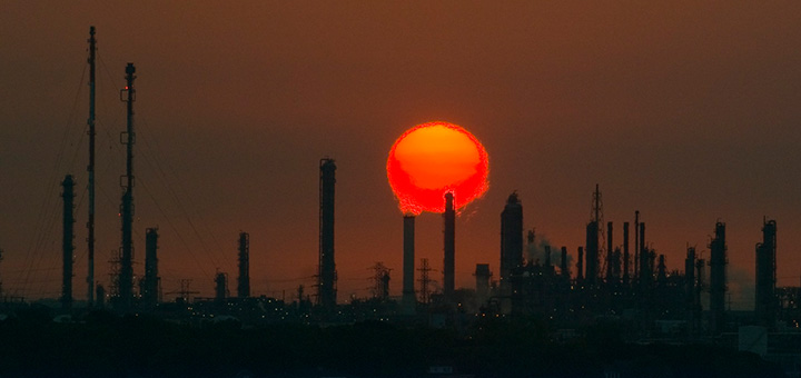 The New York attorney general's office is investigating ExxonMobil and Peabody Energy for allegedly misleading investors about climate change and financing climate change deniers. (Photo credit: Louis Vest, flickr)