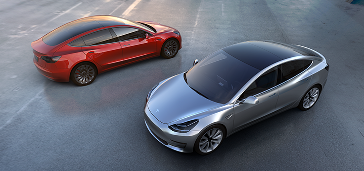 The new Model 3 could be a game changer for Tesla as the American electric carmaker attempts to conquer the mass market. (Image credit: Tesla)