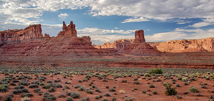 Bear Ears National Monument is one of two cultural landscapes that outgoing US president Barack Obama has placed under environmental protection. (Image credit: Bureau of Land Management)